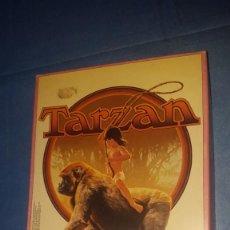 Puzzles: PUZZLE DE DIDACTICA - TARZAN. Lote 212250583