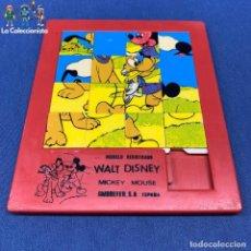 Puzzles: PUZZLE - JUEGO DE HABILIDAD - WALT DISNEY - MICKEY MOUSE- ANDREFER SA, ESPAÑA - AÑOS 80 - 20 X 17 CM. Lote 213051123