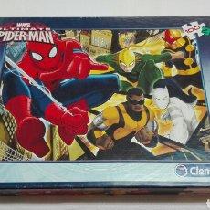 Puzzles: PUZZLE SPIDER-MAN, TIENE 100 PIEZAS.. Lote 213573283