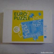 Puzzles: JUEGO EURO PUZZLE. Lote 213583763