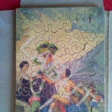 Puzzles: PUZZLE DE MADERA ANTIGUO GOYA CEBRA. Lote 213982022