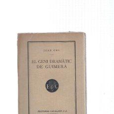Puzzles: EL GENI DRAMATIC DE GUIMERA. Lote 214001240