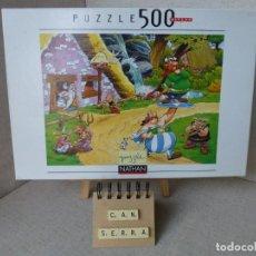 Puzzles: ASTERIX Y OBELIX - PUZZLE 500 PIEZAS - NATHAN. Lote 214379698