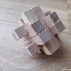 Puzzles: ROMPECABEZAS DE MADERA. PUZLE 3D. CON INSTRUCCIONES. Lote 217136782