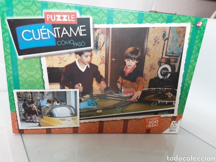 CUÉNTAME COMO PASO 2 PUZZLES 500 PIEZAS ABIERTO (Juguetes - Juegos - Puzles)