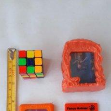 Puzzles: LOTE DE PEQUEÑOS PASATIEMPOS. Lote 218273407