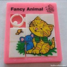 Puzzles: PUZZLE ROMPECABEZAS DESLIZANTE LABERINTO , FANCY ANYMAL. Lote 218471857