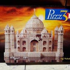 Puzzles: TAJ MAHAL PUZZLE 3D. MB. PIEZAS EN BOLSA AÚN SIN ABRIR.. Lote 218602428