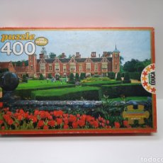 Puzzles: DIFICIL PUZZLE 400 BLICKLING HALL INGLATERRA REF 7452 EDUCA PUZLE COMPLETO PRECINTADO. Lote 218718980