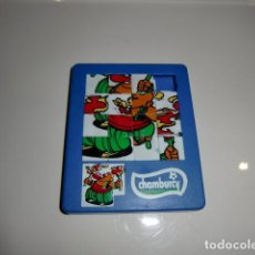Puzzles: PUZZLE CHAMBURCY CIRCOJUEGOS AÑOS 80. Lote 220766515