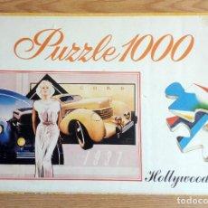 Puzzles: ANTIGUO PUZZLE 1000 PIEZAS DIDACTA – HOLLYWOOD.. Lote 221457962