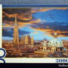 Puzzles: PUZZLE 3000 PIEZAS TREFL – UNA NOCHE EN VIENA.. Lote 221510102