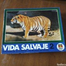 Puzzles: JUEGOS DE DISET. PUZZLE VIDA SALVAJE 2. REF. 2202.. Lote 221688477