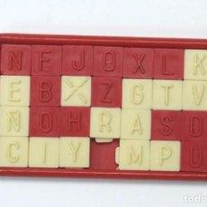 Puzzles: DIABLOTIN PUZZLE DE LETRAS. Lote 221740158