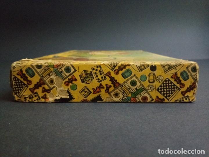 Puzzles: ANTIGUO PUZLE ROMPECABEZAS - NIÑOS BOXEANDO Y CINCO DIBUJOS MÁS - 20 CMS - Foto 13 - 221879346