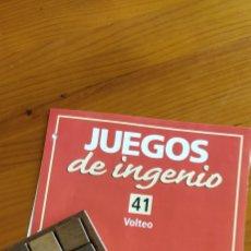 Puzzles: VOLTEO JUEGOS DE INGENIO N 41. Lote 222141128