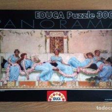 Puzzles: PUZZLE PANORAMA 3000 PIEZAS EDUCA – INTERLUDIO, W. REYNOLS-STEPHENS.. Lote 222145597