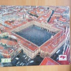 Puzzles: PUZZLE CON LA VISTA DE LA PLAZA MAYOR DE SALAMANCA, AÑO 2005 - 35 X 42 CM.. Lote 222334920