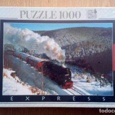 Puzzles: PUZZLE 1000 PIEZAS EDUCA – PUZLE EXPRESS (DESCATALOGADO Y NUEVO).. Lote 222361148