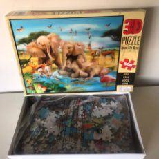 Puzzles: PUZZLE 3D. Lote 222365463
