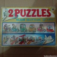 Puzzles: PUZZLE DISET AÑOS 80. Lote 222457833