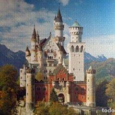 Puzzles: PUZZLE 5000 PIEZAS RAVENSBURGER – CASTILLO DE NEUSCHWANSTEIN.. Lote 222485827