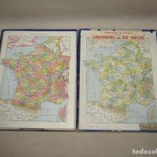 Puzzles: ANTIGUO PUZZLE ROMPECABEZAS DE FRANCIA POR DEPARTAMENTOS DE JUEGOS ARTÍSTICOS - AÑO 1950-60S.. Lote 223238290