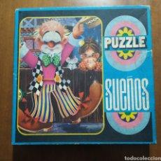 Puzzles: PUZZLE SUEÑOS. JUGUETES PLAVEN REF: 920. ESTUDIO MERINO.. Lote 224387781