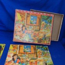 Puzzles: ANTIGUO PUZZLE ROMPECABEZAS AÑOS 60/70 VER FOTOS! SM. Lote 224876611