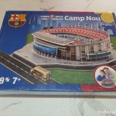 Puzzles: PUZZLE STADIUM 3D CAMP NOU. Lote 225346506