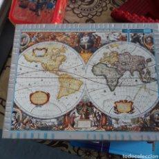 Puzzles: PUZZLE IMPRONTE EDITIONI 2000 PIEZAS MAPA MUNDI. Lote 226388818