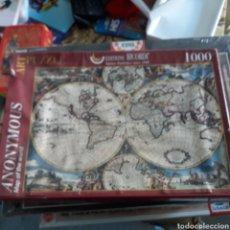 Puzzles: PUZZLE RICORDI 1000 PIEZAS MAPA MUNDI. Lote 226411822