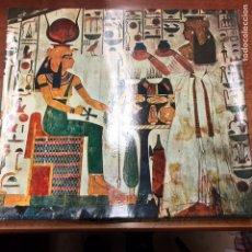 Puzzles: PUZZLE DE ARTE EGIPCIO DE JUEGOS ARTISTICOS MAIPA REF. A 102 DOS PUZZLES EN LA CAJA COMPLETO. Lote 227203420