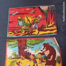 Puzzles: ANTIGUO PUZZLE, ROMPECABEZAS. Lote 227720640