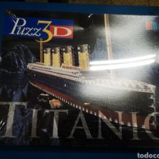 Puzzles: MB PUZZLE 3D TITANIC A ESTRENAR. Lote 227894375