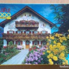 Puzzles: ANTIGUO PUZZLE 1000 PIEZAS DIDACTA - MASIÓN BÁBARA.. Lote 228646970