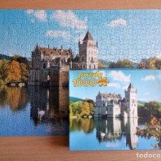 Puzzles: ANTIGUO PUZZLE 1000 PIEZAS EDUCA (1980) – PUZLE CASTILLO ANIF, AUSTRIA.. Lote 228651570