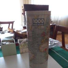 Puzzles: PUZZLE DE 1000 PIEZAS EN LATA. Lote 228888325