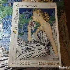 Puzzles: PUZLE PUZZLE 1000 PIEZAS WALK TO DANCE - COMPLETO. Lote 229083695