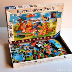 Puzzles: PUZZLE DE 100 PIEZAS WINNEE THE POOH (INCOMPLETO). Lote 231051720