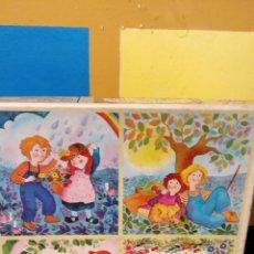 Puzzli: PUZZLE. UN DIA EN EL CAMPO REF. 6401.. Lote 232426953