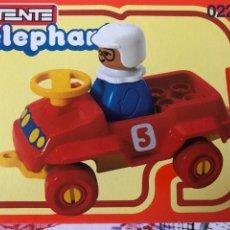 Puzzles: TENTE ELEGANT REF 0226, 1983 , ORIGINAL EN SU CAJA SON ABRIR. Lote 232607625