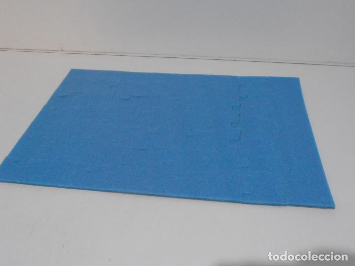 Puzzles: PUZZLE MURAL, LOS PITUFOS, FESTIVAL, DIDACTA DE JUGUETES, REF 3551, ESPUMILLA, AÑOS 80 - Foto 5 - 232799940
