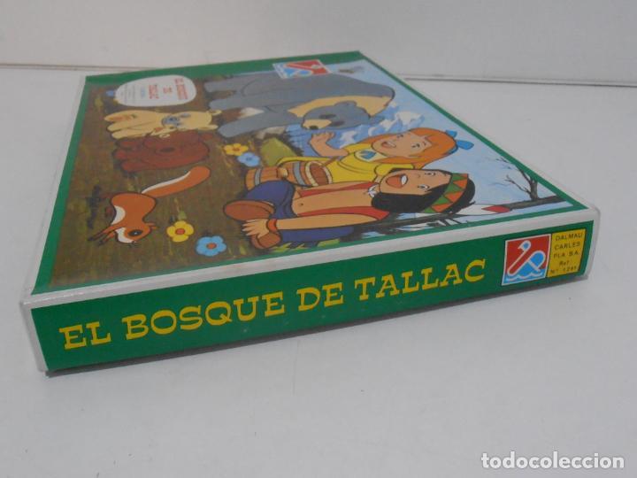 Puzzles: PUZZLE EL BOSQUE DE TALLAC, JACKIE Y NUCA, 2 PUZZLES DALMAU, COMPLETOS, AÑOS 80 - Foto 7 - 232878920