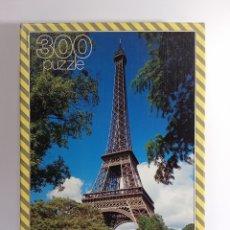 Puzzles: PUZZLE EDUCA 300 PIEZAS TORRE EIFFEL PARIS. Lote 233861440