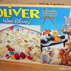 Puzzles: OLIVER Y SU PANDILLA - EDUCA - ANTIGUO JUEGO DE MESA - NUEVO Y PRECINTADO - REF. 3648. Lote 233956640