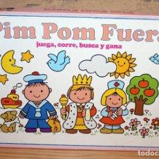 Puzzles: PIM POM FUERA - EDUCA - NUEVO Y PRECINTADO - ANTIGUO JUEGO DE MESA - REF. 3693. Lote 233958875