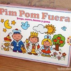 Puzzles: PIM POM FUERA - EDUCA - NUEVO Y PRECINTADO - ANTIGUO JUEGO DE MESA - REF. 3693. Lote 233959285