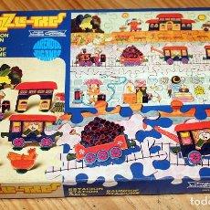 Puzzles: PUZZLE TRES DE GOULA: LA ESTACION - NUEVO - PRECINTADO - APRENDER JUGANDO - REF. 1500. Lote 234015285