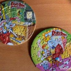 Puzzles: ANTIGUO PUZZLE PUBLICIDAD OBSEQUIO LA LECHERA NESTLE QUIEN ENGAÑÓ ROGER RABBIT. Lote 235657760